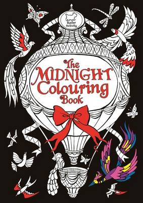 The Midnight Colouring Book by Richard Merritt