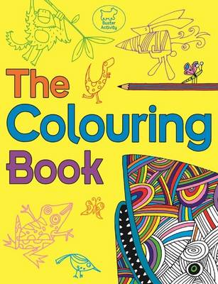 The Colouring Book by Julian Mosedale
