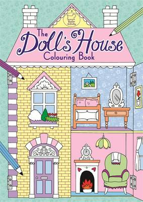 The Doll's House Colouring Book by Kate Rochester