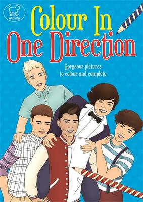 Colour in One Direction by Georgie Fearns