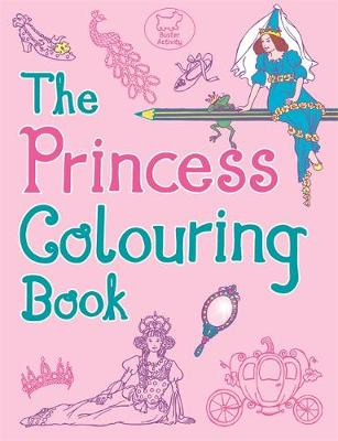 Princess Colouring Book by Ann Kronheimer