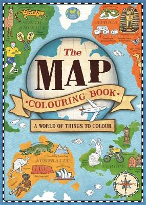 The Map Colouring Book by Natalie Hughes