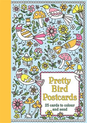 Pretty Bird Postcards by