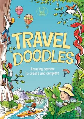 Travel Doodles by Adrian Barclay, Nikalas Catlow