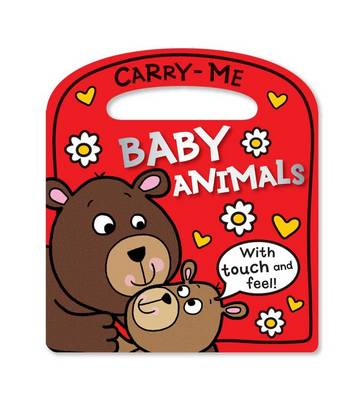 Carry-me Baby Animals by Lara Ede