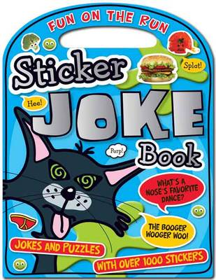 Fun On The Run Sticker Joke Book by Tim Bugbird