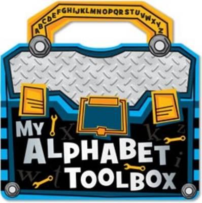 My Alphabet Toolbox by Tim Bugbird