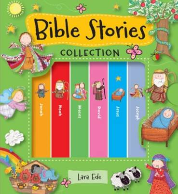 Bible Stories Collection by Fiona Boon