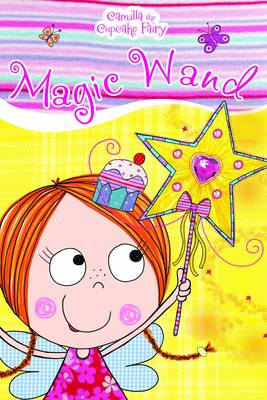 Camilla the Cupcake Fairy Magic Wand Reader by Tim Bugbird