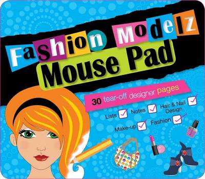 Fashion Modelz Mouse Pads by Tim Bugbird