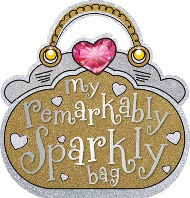 My Remarkably Sparkly Bag by Hayley Down