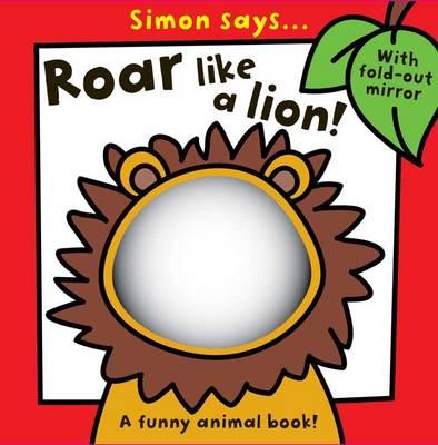 Roar Like a Lion by Sarah Vince