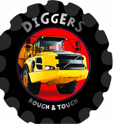 Diggers & Dumpers by Fiona Boon