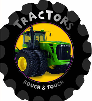 Tractors by Fiona Boon