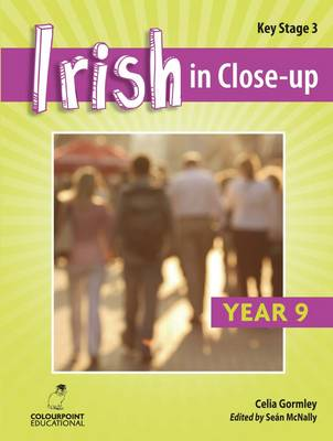 Irish in Close-Up Key Stage 3 by Celia Gormley