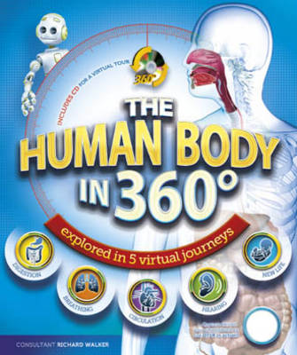 The Human Body in 360 Explored in 5 Virtual Journeys by Richard Walker