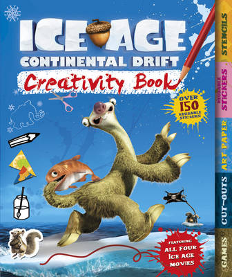 The Ice Age Creativity Book by Emily Stead
