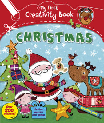 My First Creativity Book by Mandy Archer