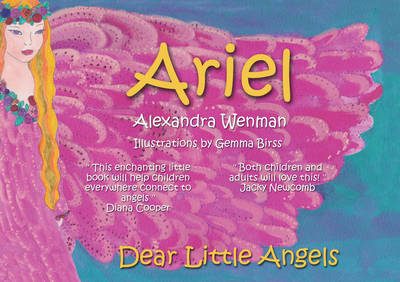 Dear Little Angels Ariel by Alexandra Wenman