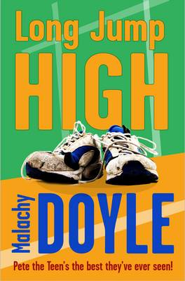 Long Jump High by Malachy Doyle