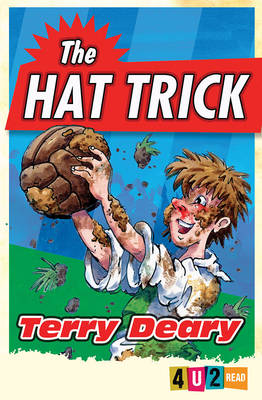 The Hat Trick 4u2read by Terry Deary
