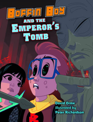 Boffin Boy and the Emperor's Tomb Set 3 by David Orme