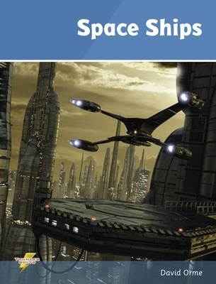 Space Ships Set 2 by David Orme