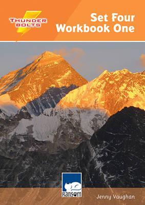 Thunderbolts Set 4 Workbook 1 by Barbara Catchpole
