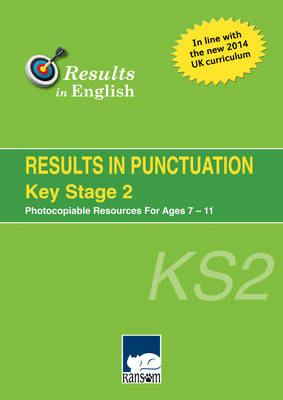 Results in Punctuation KS2 by