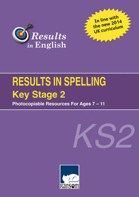 Results in Spelling KS2 by