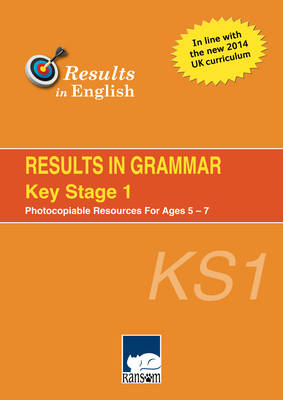 Results in Grammar KS1 by