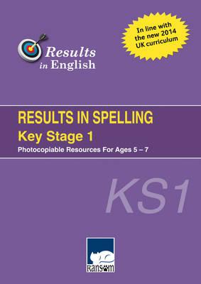 Results in Spelling KS1 by