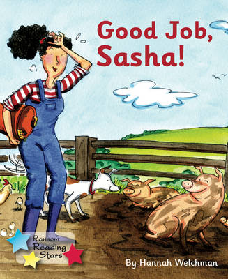 Good Job, Sasha! by Hannah Welchman