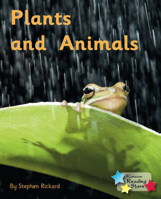 Plants and Animals by