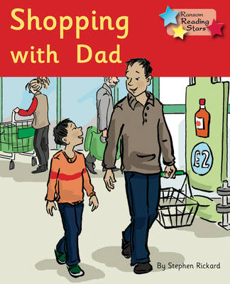 Shopping with Dad by Stephen Rickard