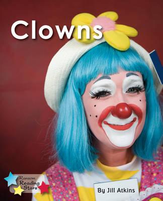Clowns by Jill Atkins