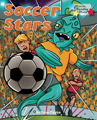 Soccer Stars by Jane C. Clark