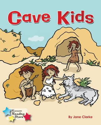 Cave Kids by Jane C. Clark