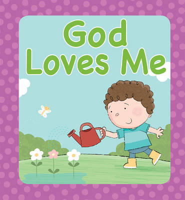 God Loves Me by Juliet David