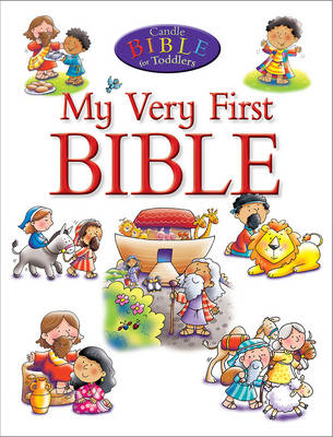 My Very First Bible by Juliet David