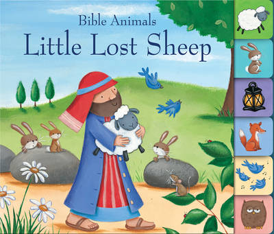 Little Lost Sheep by Juliet David, Josh Edwards