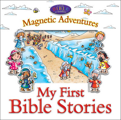 Magnetic Adventures - My First Bible Stories by Juliet David