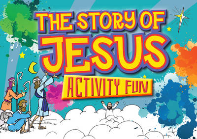 The Story of Jesus by Tim Dowley
