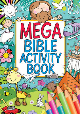 Mega Bible Activity Book by