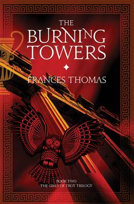 The Burning Towers by Thomas Frances