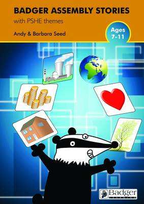 PSHE Themes Teacher Book & CD by Andy Seed, Barbara Seed