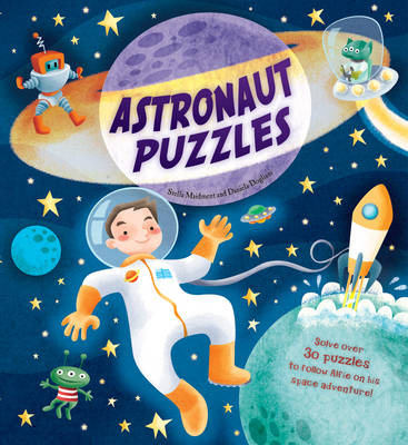 Astronaut Puzzles by Stella Maidment