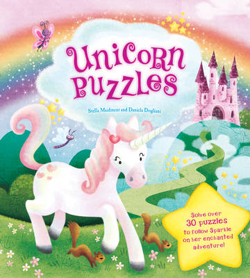 Unicorn Puzzles by Stella Maidment