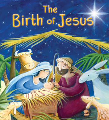 The Birth of Jesus by Katherine Sully