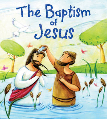 The Baptism of Jesus by Katherine Sully